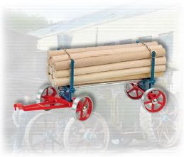 Wilesco A425 Lumber Wagon  £52.99